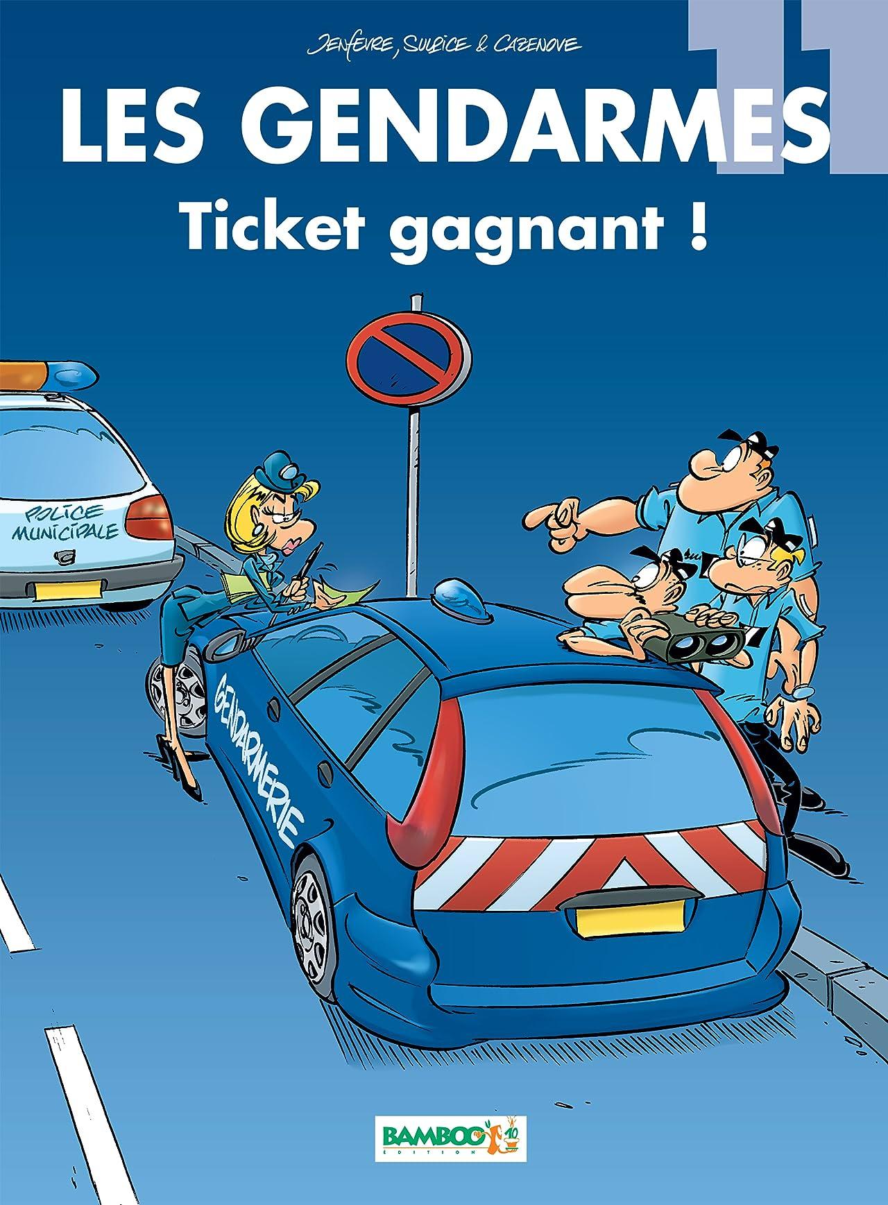Les Gendarmes Vol. 11: Ticket gagnant !