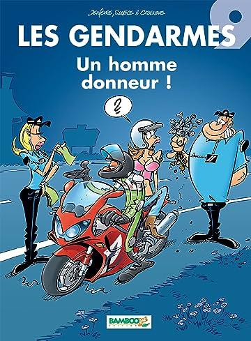 Les Gendarmes Vol. 9: Un homme donneur !