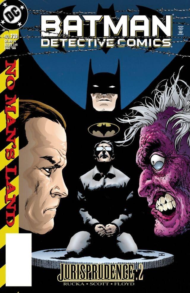 Detective Comics (1937-2011) #739