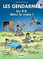 Les Gendarmes Vol. 6: Un P.V. dans la mare !