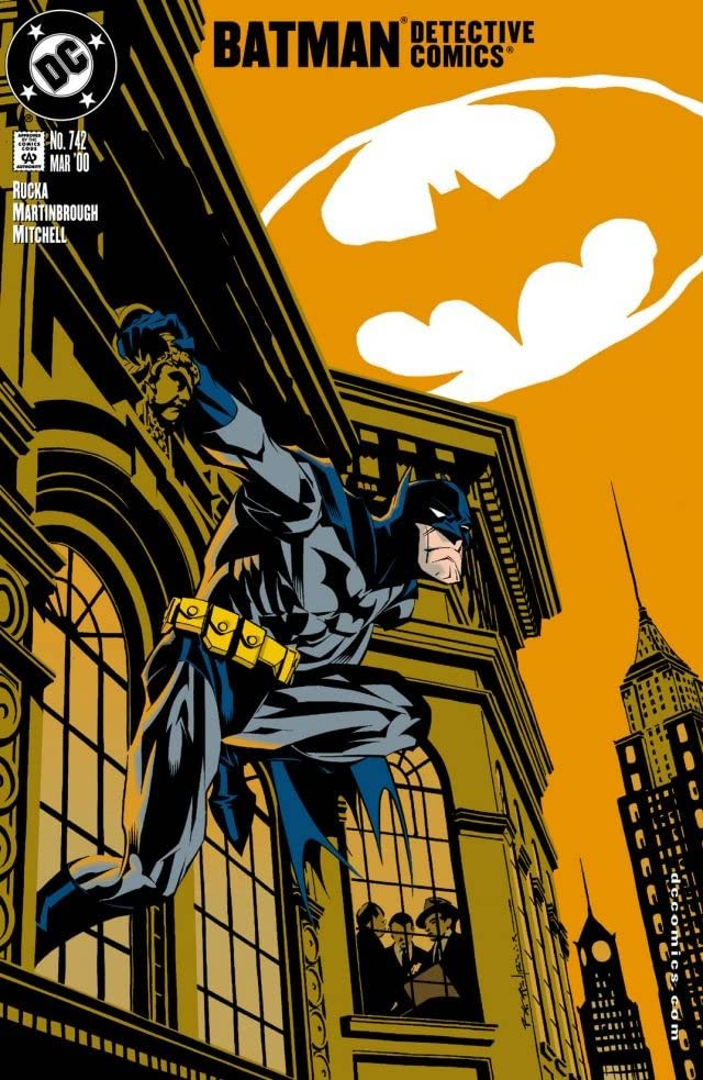 Detective Comics (1937-2011) #742