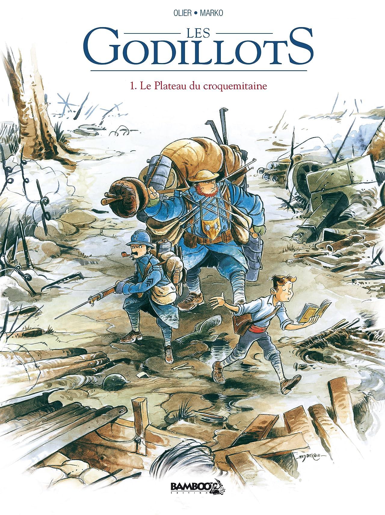 Les Godillots Vol. 1: Le plateau du croquemitaine