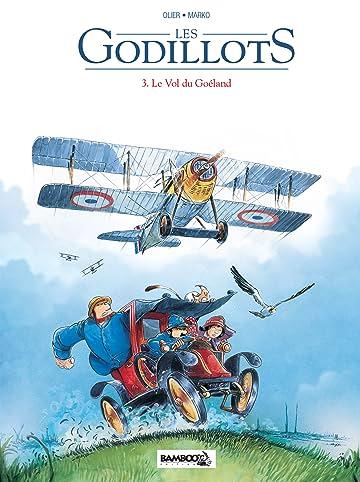 Les Godillots Vol. 3: Le vol du Goéland