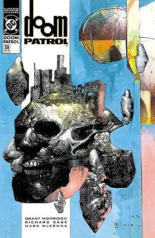 Doom Patrol (1987-1995) #39