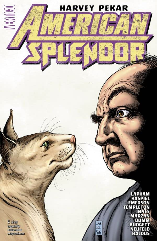American Splendor: Season Two #2 (of 4)