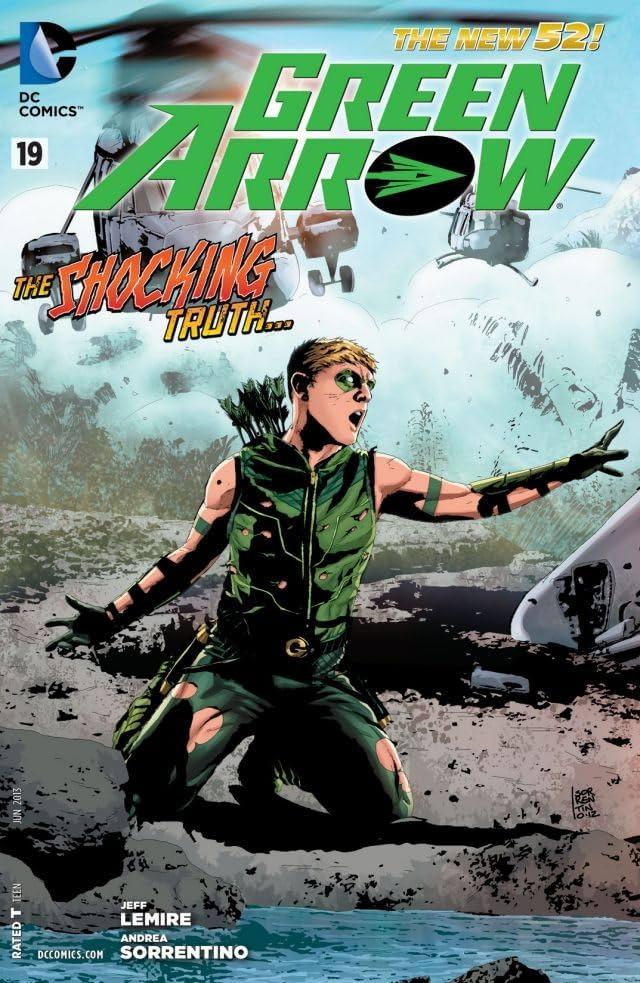 Green Arrow (2011-) #19