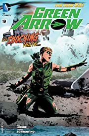 Green Arrow (2011-) #19