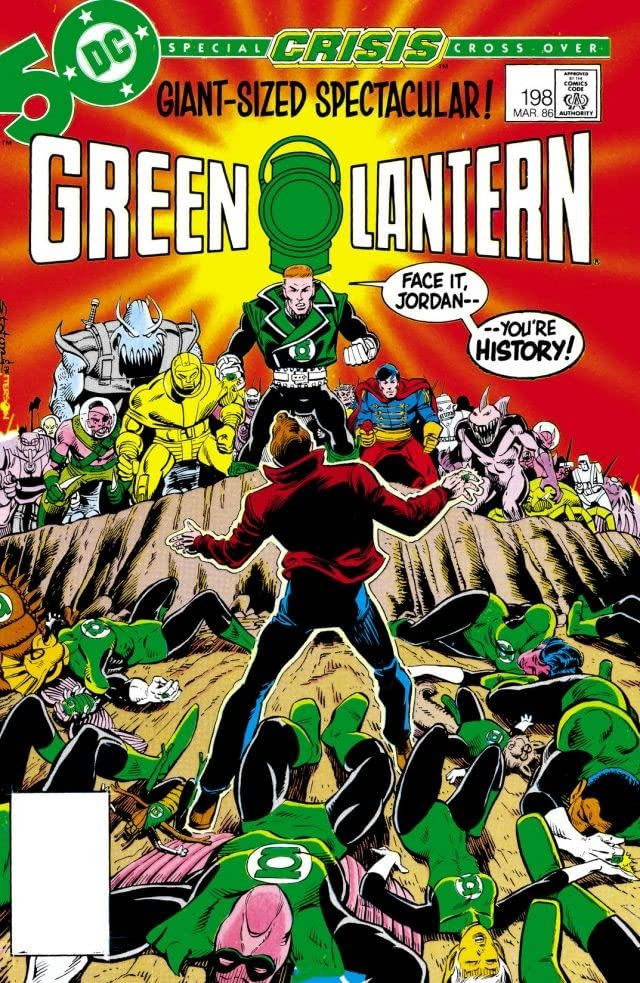 Green Lantern (1960-1986) #198