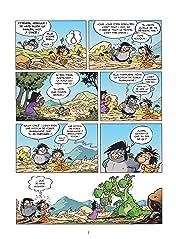 Les Petits Mythos Vol. 3: Les titans sont durs