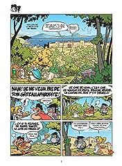 Les Petits Mythos Vol. 4: Poséidon Avril