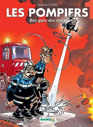 Les Pompiers Vol. 1: Des gars et des eaux