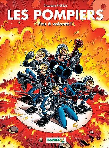 Les Pompiers Vol. 9: Feu à volonté