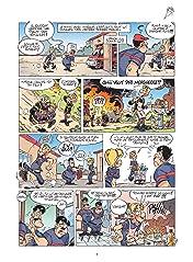Les Pompiers Vol. 13: Feu de tout bois