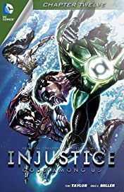 Injustice: Gods Among Us (2013) #12