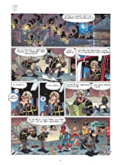 Les Pompiers Vol. 8: La ligue des sapeurs-héros