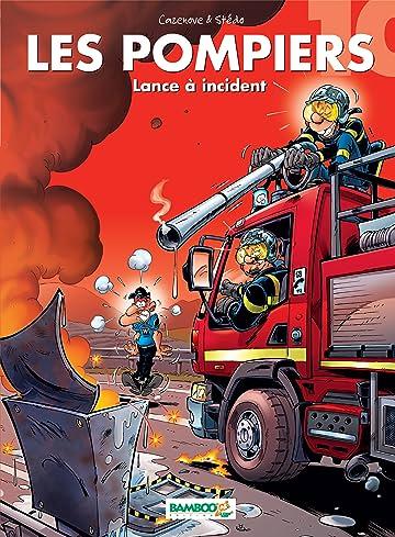 Les Pompiers Vol. 10: Lance à incident