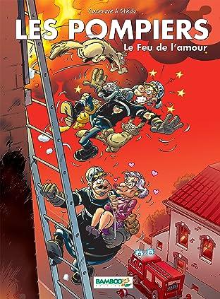Les Pompiers Vol. 3: Le Feux de l'amour