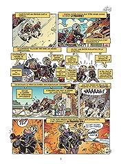 Les Pompiers Vol. 15: Tonnerre de braise