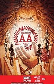Avengers Arena #7