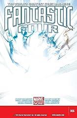 Fantastic Four (2012-2014) #6