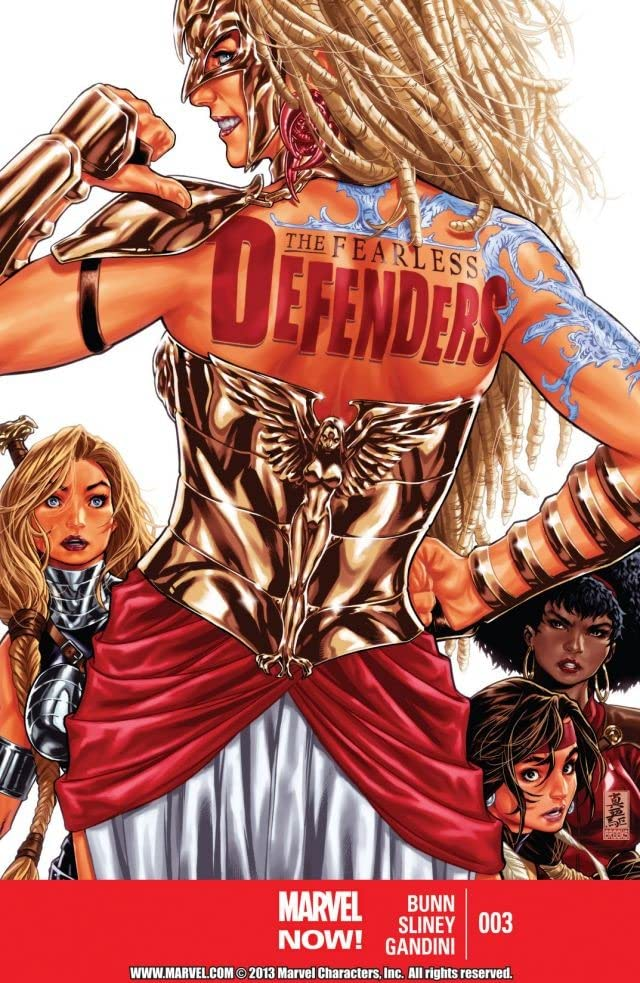 Fearless Defenders #3