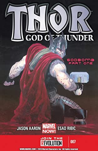 Thor: God of Thunder #7