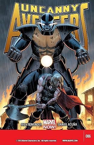 Uncanny Avengers (2012-2014) No.6