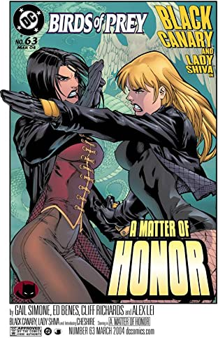 Birds of Prey (1999-2009) #63