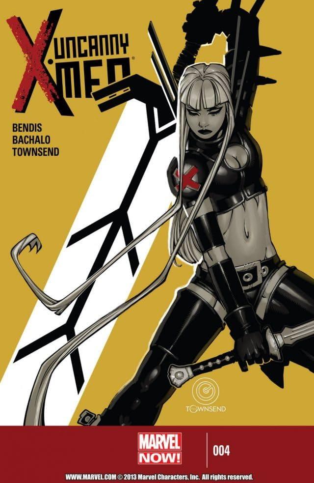 Uncanny X-Men (2013-2015) #4