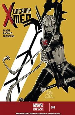 Uncanny X-Men (2013-2015) No.4
