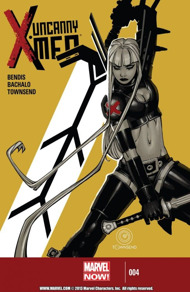 Uncanny X-Men (2013-) #4