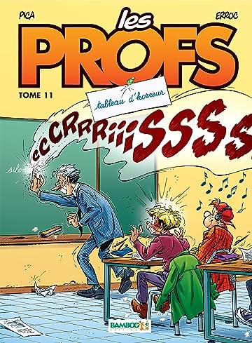 Les Profs Vol. 11: Tableau d'horreur