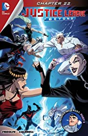 Justice League Beyond (2012-2013) #22