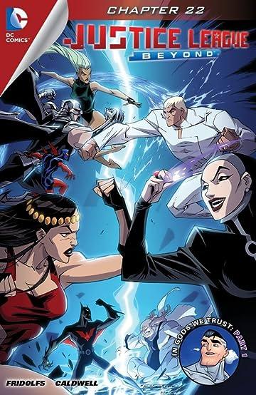 Justice League Beyond (2012-2013) #22