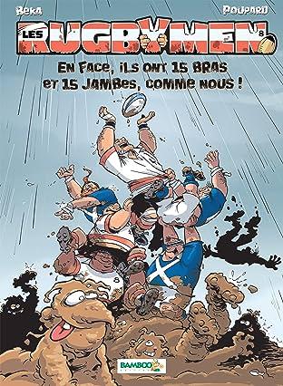 Les Rugbymen Vol. 8: En face,  ils ont 15 bras et 15 jambes,  comme nous !