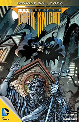 Legends of the Dark Knight (2012-2015) #44