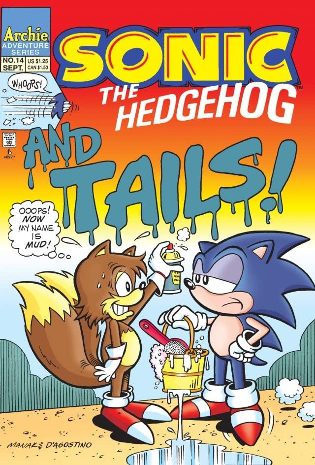 Sonic the Hedgehog #14