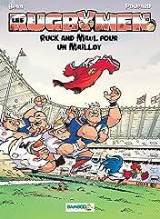 Les Rugbymen Vol. 13: Ruck and Maul pour un maillot