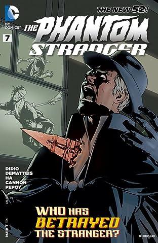 The Phantom Stranger (2012-2014) No.7