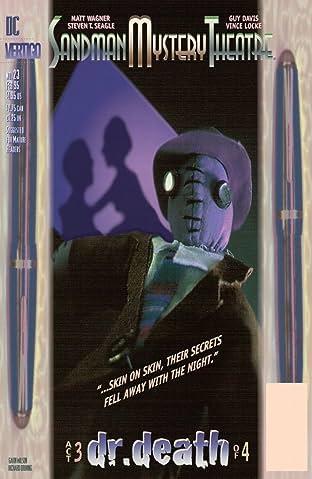 Sandman Mystery Theatre (1993-1999) #23