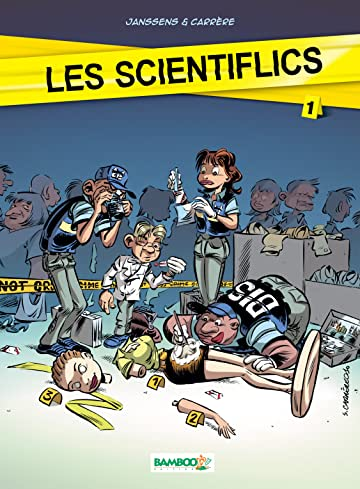 Les Scientiflics Vol. 1