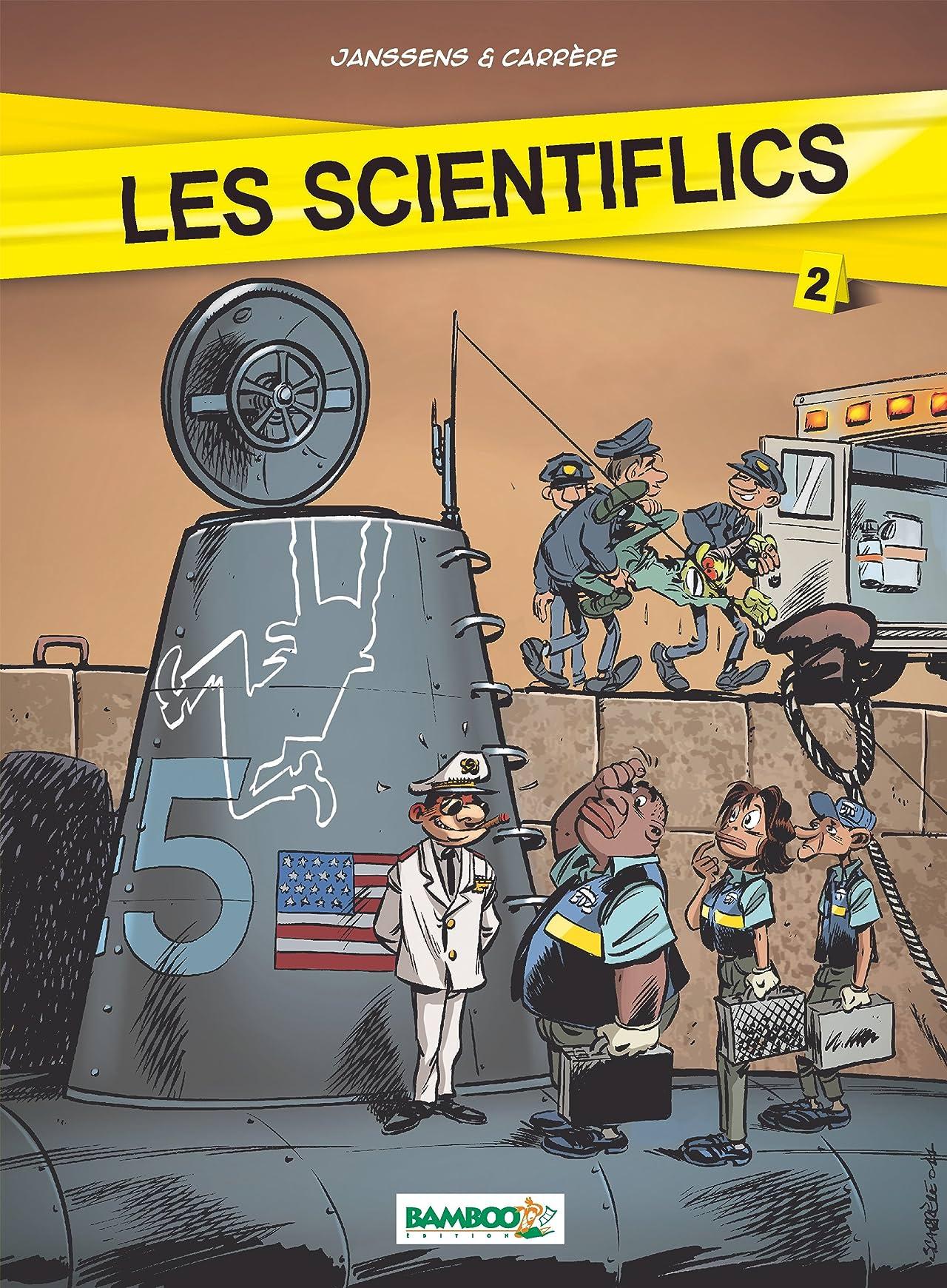 Les Scientiflics Vol. 2