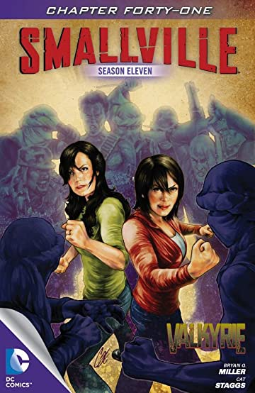 Smallville: Season 11 #41