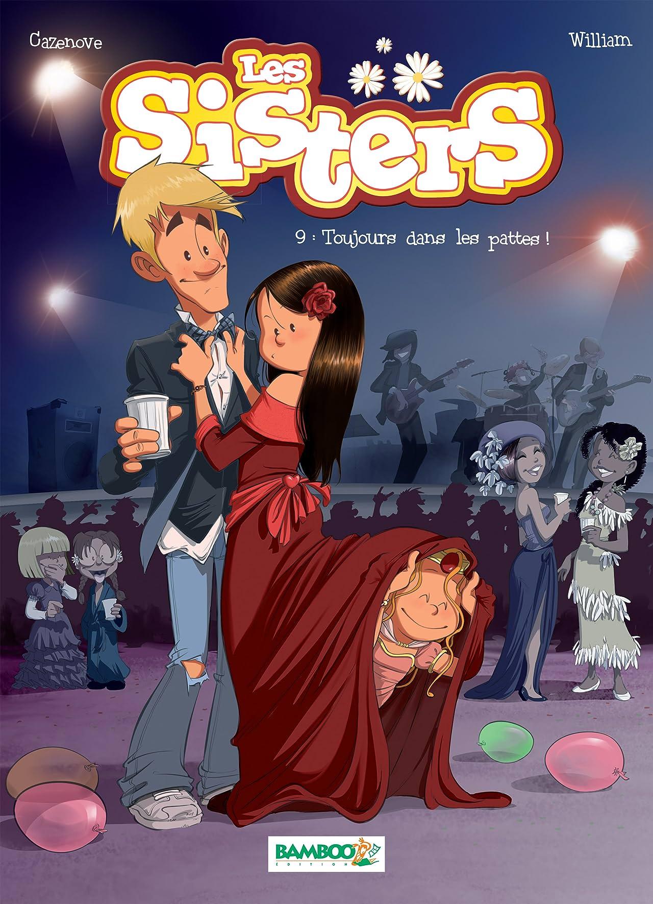 Les Sisters Vol. 9: Toujours dans les pattes !