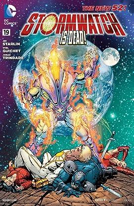 Stormwatch (2011-2014) #19