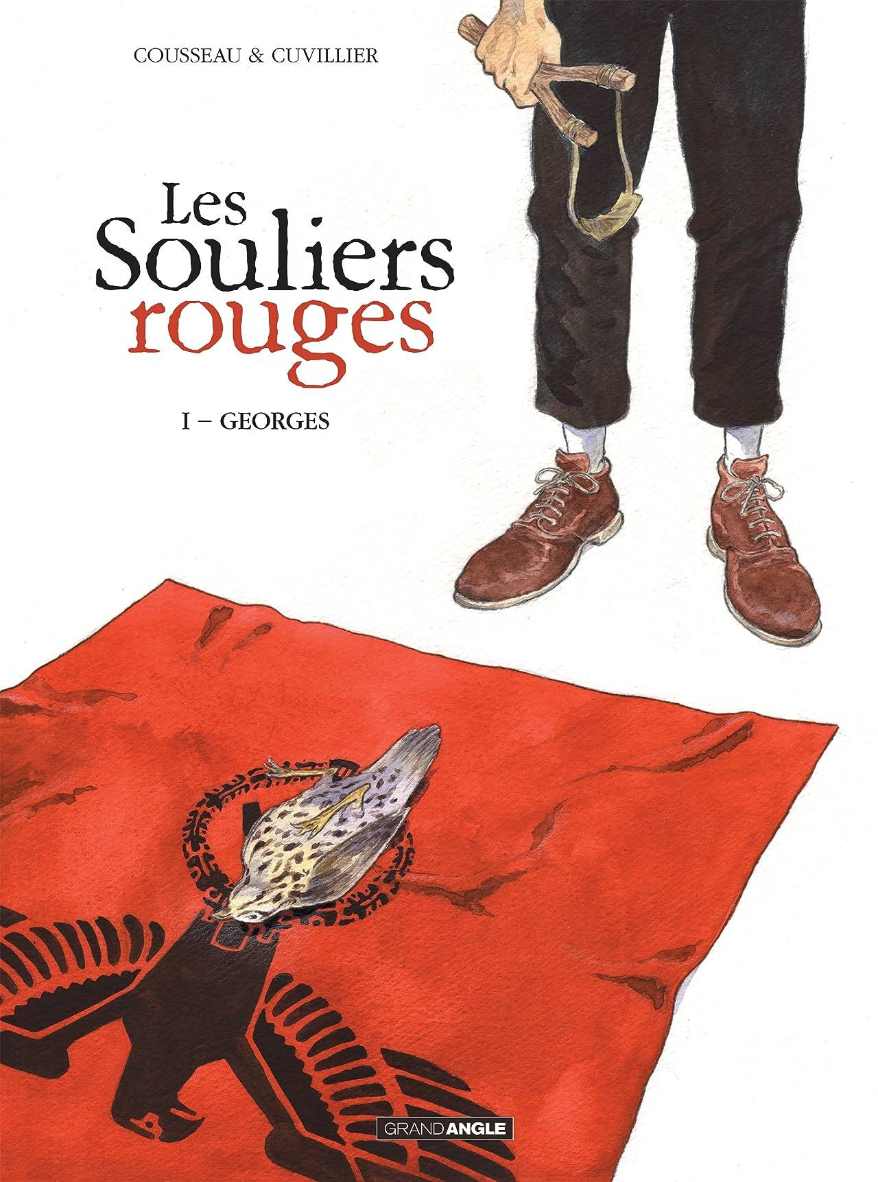 Les souliers rouges Vol. 1: Georges