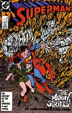 Superman (1987-2006) No.5