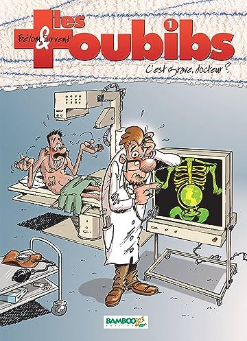 Les Toubibs Vol. 1: C'est grave docteur ?