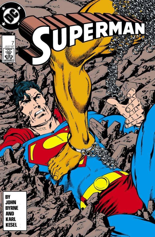 Superman (1987-2006) #7