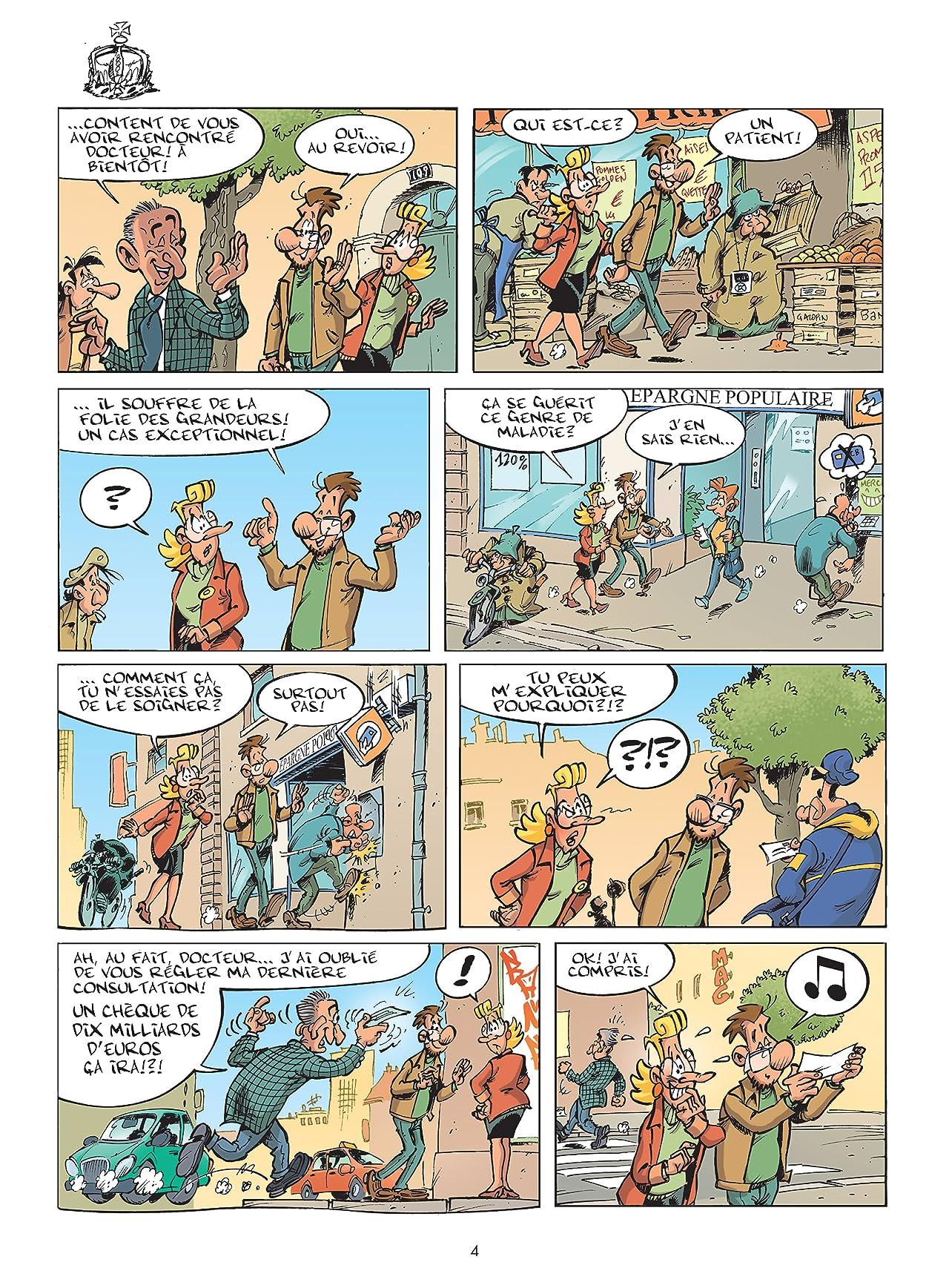 Les Toubibs Vol. 8: Salle des plâtres